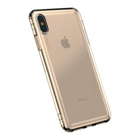 Baseus Baseus Safety Airbags Deksel for iPhone XS Max - Transparent (Gull)