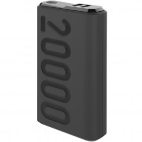 Celly Celly Powerbank med PD, 18W, 20000mAh - Svart