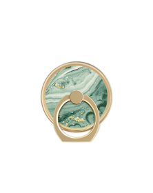 iDeal of Sweden iDeal Magnetic Ring Mount Universal - Mint Swirl Marble