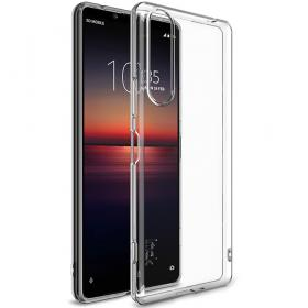 Taltech IMAK UX-5 Series Deksel for Sony Xperia 1 II - Transparent