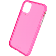 GEAR4 Gear4 D30 Crystal Palace Deksel for iPhone 11 - Neon Pink