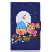 "Taltech Etui for Galaxy Tab A7 10.4"" 2020 - Couple Owls"