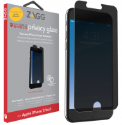 Zagg InvisibleShield Glass Plus Privacy til iPhone 6/6S/7/8