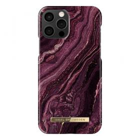 iDeal of Sweden iDeal Fashion Deksel for iPhone 12/12 Pro - Golden Plum