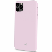 Celly Celly Feeling Silikondeksel for iPhone 11 Pro - Rosa