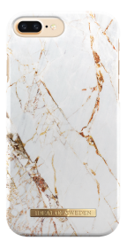 iDeal of Sweden iDeal Fashion Case til iPhone 6/6S/7/8 Plus, Carrara Gold