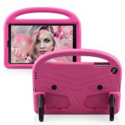 Taltech EVA Shock Proof Deksel med Spurv Design for Galaxy Tab A 10.1 2019 - Rosa