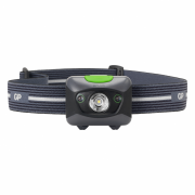 GP PH14 Lynx Hodelykt CREE-LED, 200lm - Svart