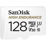 Sandisk SanDisk MicroSDXC High Endurance Minnekort med Adapter, 128GB