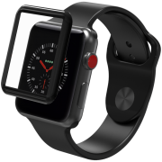 Zagg ZAGG InvisibleShield Glass Curve Elite for Apple Watch, 38mm