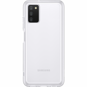 Samsung Samsung Soft Clear Cover for Galaxy A03s - Transparent