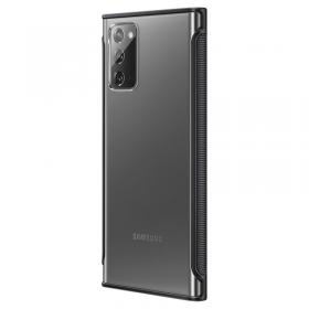 Samsung Samsung Clear Protective Cover for Samsung Galaxy Note 20 - Svart