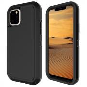 Taltech Shockproof Deksel for iPhone 11 Pro Max - Svart