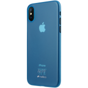 Melkco Melkco Air PP Case for iPhone X & XS - Blå