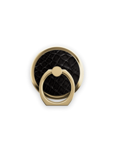 iDeal of Sweden iDeal Magnetic Ring Mount Universal - Noir Croco
