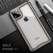 Taltech IPAKY Mu Feng Series Deksel for iPhone 11 Pro Max - Gull