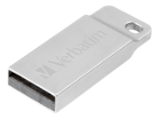 Verbatim Verbatim store 'n' Go Metal Executive Silver USB 2.0 minne, 64GB