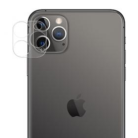 Taltech Ultra Clear Linsebeskytter i Herdet Glass for iPhone 12 Pro