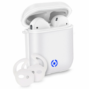 Celly Celly Glacier Aircase til Apple AirPods - Hvit