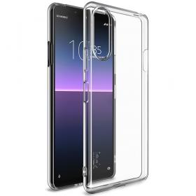 Taltech IMAK UX-5 Series Deksel for Sony Xperia 10 II - Transparent