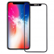 iPhone X Glass + Ramme