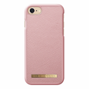 iDeal of Sweden iDeal Fashion Case Saffiano for iPhone 6-6S-7-8 - Pink