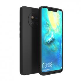 SiGN SiGN Liquid Silicone Deksel for Huawei Mate 20 Pro - Svart