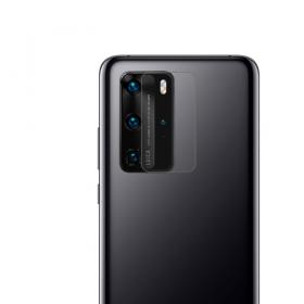 Taltech Ultra Thin Linsebeskytter i Herdet Glass for Huawei P40 Pro