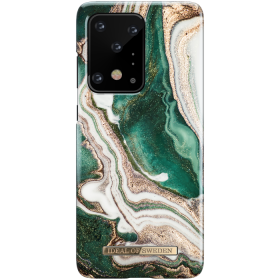 iDeal of Sweden iDeal Fashion Case for Samsung Galaxy S20 Ultra - Golden Jade Marble