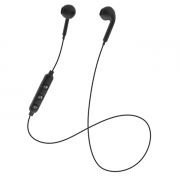 STREETZ Streetz Bluetooth Hodetelefoner semi in-ear - Svart