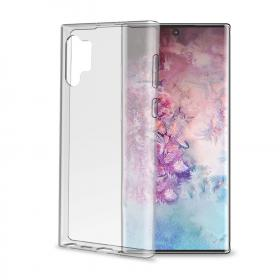 Celly Celly Gelskin Deksel for Samsung Note 10 Plus - Transparent