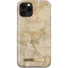 iDeal of Sweden iDeal Fashion Deksel for iPhone X/XS/11 Pro - Sandstorm Marble
