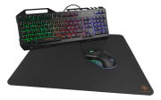 DELTACO Deltaco Gaming 3-i-1 Gaming Gear Kit - Svart