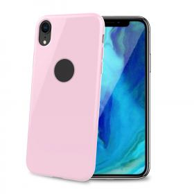 Celly Celly Gelskin Deksel for iPhone XR - Transparent