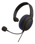 Kingston Kingston HyperX Cloud Chat Headset for PS4 - Svart