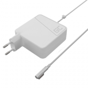 Taltech Lader MacBook 2006-2012 45W, Magsafe L-kontakt