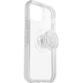 Otterbox Otterbox Otter+Pop Symmetry Clear Deksel for iPhone 13 - Transparent