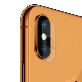 Taltech HAT PRINCE Linsbeskyttelse i Herdet Glass for iPhone XS Max