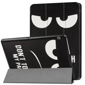 Taltech Etui for MediaPad T3 10 - Do Not Touch My Pad