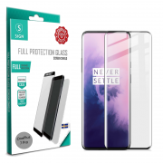 SiGN SiGN 3D Heldekkende Skjermbeskyttelse i Herdat Glass for OnePlus 7 Pro