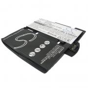 Batteri 616-0448 til iPad, 3.7V, 5400mAh