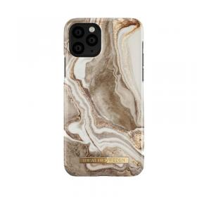 iDeal of Sweden iDeal Fashion Deksel for iPhone 11 Pro Max - Golden Sand Marble