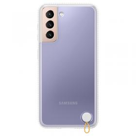 Samsung Samsung Clear Protective Cover for Samsung Galaxy S21 5G - Hvit