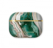 iDeal of Sweden iDeal Etui for Apple AirPods Pro - Golden Jade Marble