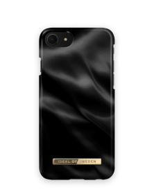 iDeal of Sweden iDeal Fashion Case for iPhone 6-6S-7-8 - Black Satin