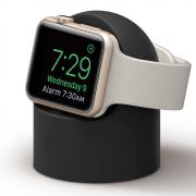 Taltech Stativ for Apple Watch - Svart