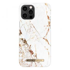 iDeal of Sweden iDeal Of Sweden Fashion iPhone 12 Pro Max Deksel - Carrara Gold