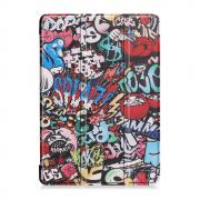 Tri-fold Etui for Lenovo Tab M10 - Graffiti