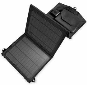 Celly Celly SolarMax Solcell Ladere, 2xUSB, 10W
