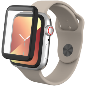 Zagg ZAGG InvisibleShield Glass Fusion for Apple Watch 4/5/6/SE 40 mm